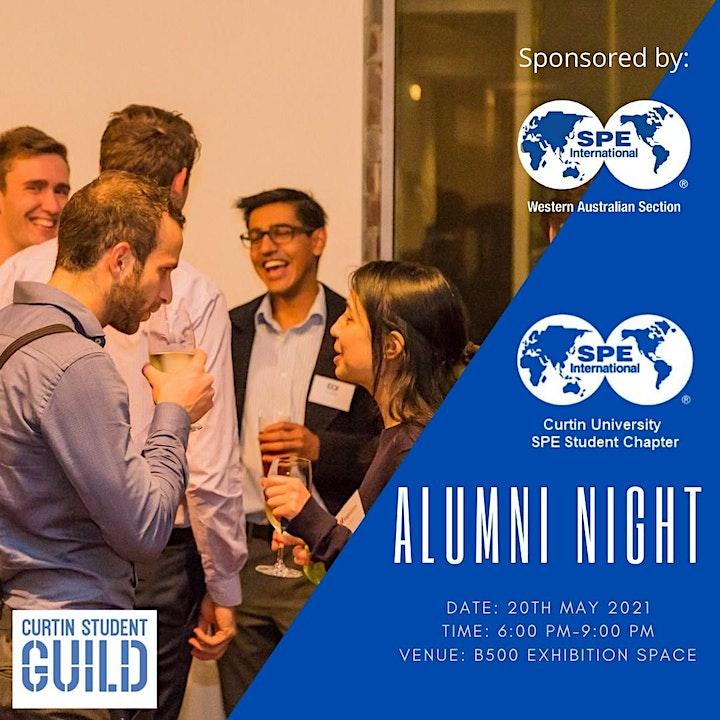 SPE Curtin Alumni Night - Alumni Registration image