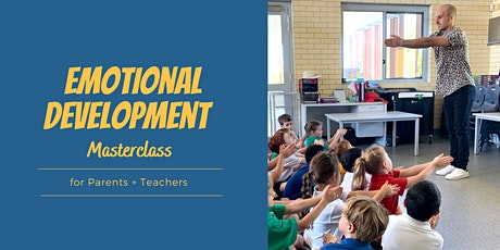 Emotional Development Masterclass Margaret River tickets
