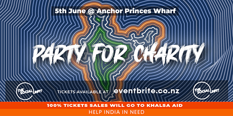 Party For Charity - Bollywood x HipHop Party (Help India In Need) tickets