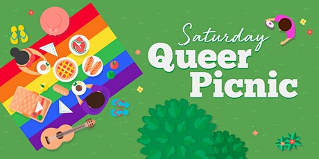 RUSU Queer Department: Saturday Queer Picnic tickets
