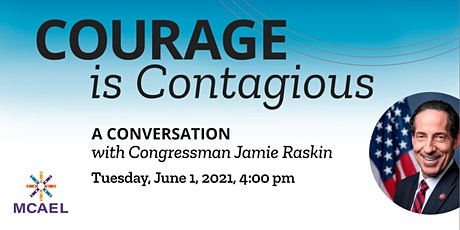 Courage is Contagious tickets
