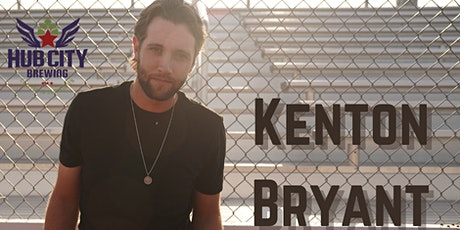 Kenton Bryant Supported by Will Burton & Wells Smith tickets