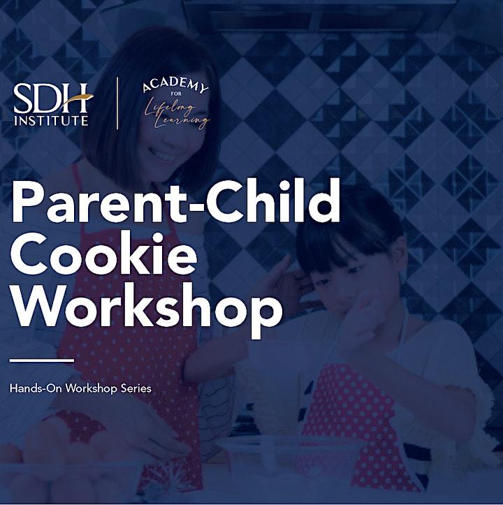 Parent-child Cookie Workshop image