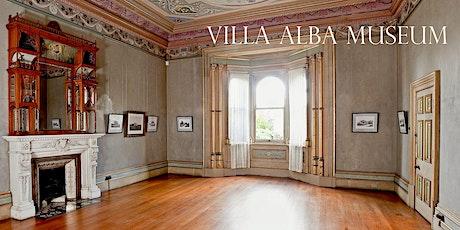Villa Alba Museum 4th July  Open Day tickets