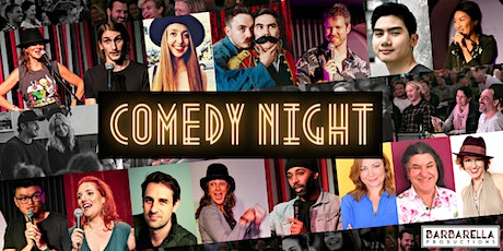 Barbarella Comedy Night - COOGEE DIGGERS tickets