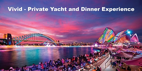 Vivid Cruise with bei amici catering on 90' Eclipse Cruiser tickets