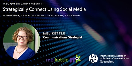 Strategically connect using social media tickets