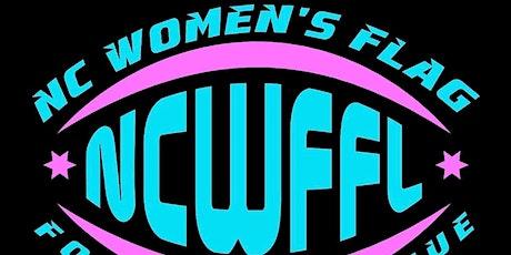 Women's Flag Football Registration tickets