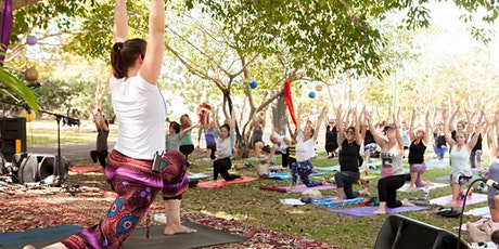 Yoga Day Celebration tickets