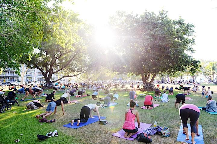 Yoga Day Celebration image