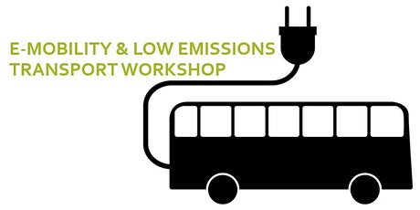 E-MOBILITY & LOW EMISSIONS TRANSPORT  EXPLORATION  - FAR NORTH QUEENSLAND tickets