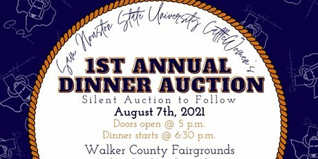 Sam Houston State CattleWomen Dinner Auction tickets