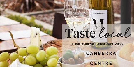 Taste Local Workshops with Tallagandra Hill Winery tickets