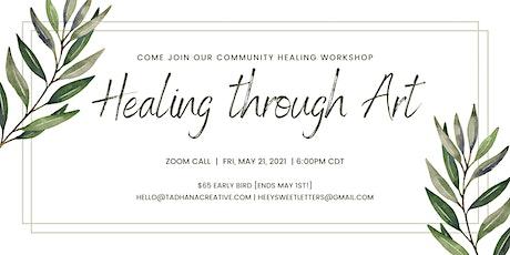 Healing Through Art: AAPI Modern Calligraphy Workshop tickets