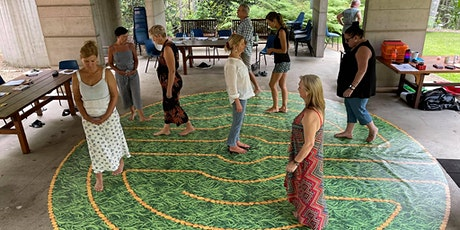 Listen to the Labyrinth (breath, walking and sound meditation) tickets