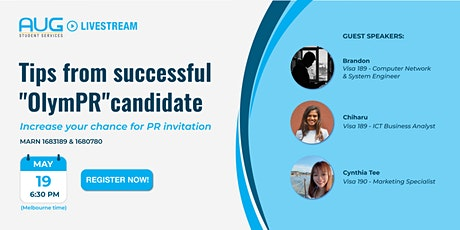 AUG Migration Live - Tips from successful PR candidates tickets