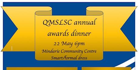 QMSLSC Annual Awards Dinner 2021 tickets