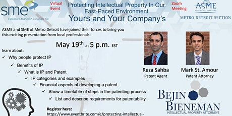 Protecting Intellectual Property In Our Fast-Paced Environment tickets