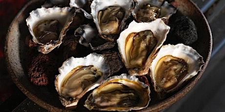 Meet the Maker – Oyster and Caviar Class tickets