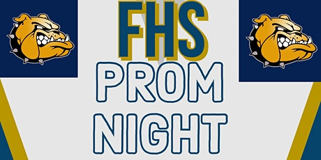 FHS Prom 2021 tickets