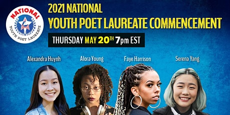 2021 National Youth Poet Laureate Commencement Event tickets