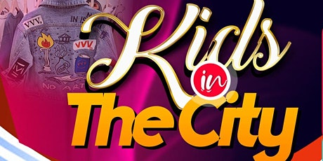 """Kids in the City presents """"The Rich Brilliance Generation Fashion Show"""" tickets"""