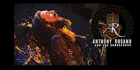 Anthony Rosano tickets