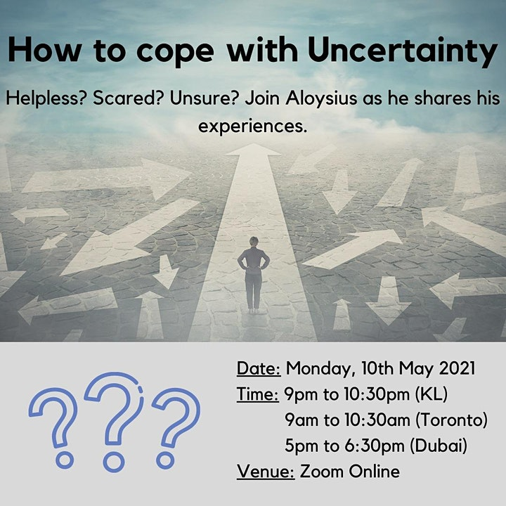 How to Cope with Uncertainty image