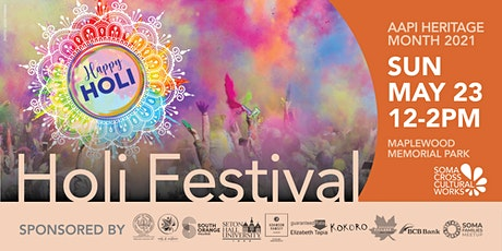 Celebrate AAPI Heritage with HOLI- the Indian Festival of colors!! tickets