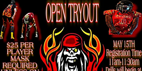 Open Tryout tickets