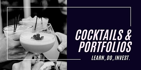 Cocktails and Portfolios - Property vs Cryptocurrency,  Auckland. tickets