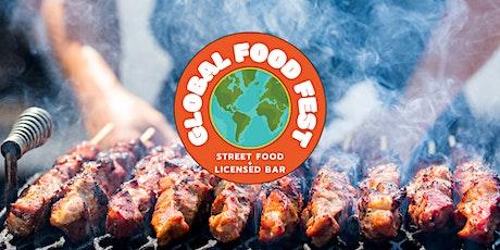 Global Food Fest meets ArtJam - Grafton tickets