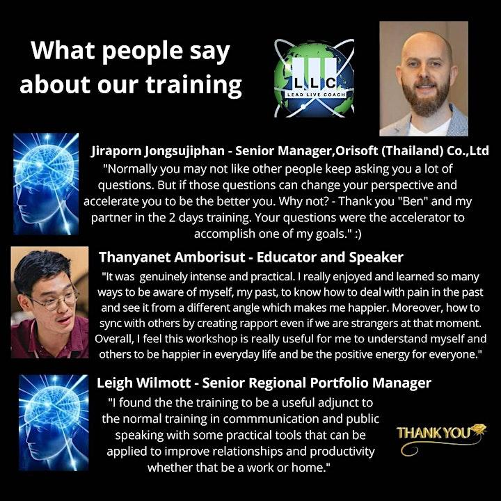 Champion Coaches for Champion Clients  Online Training Program (30 hrs) image