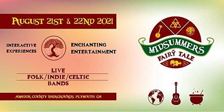 Midsummer Fairy-Tale - An Indie Music & Faire Fantasy Experience tickets