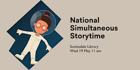 National Simultaneous Storytime @ Scottsdale Library tickets