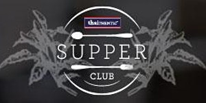 Thaithentic Supper Club featuring Chef Evelyn Gracia