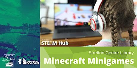Minecraft Minigames: Term 2 - Thursdays tickets
