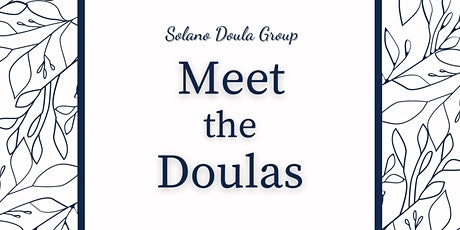 Meet the Doulas - May tickets