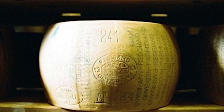 Cheese & Wine Masterclass -Italy tickets
