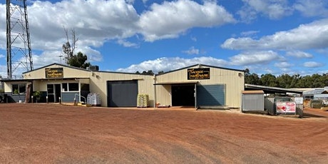 Collie Chamber Business After Hours - Collie Salvage and Hardware tickets