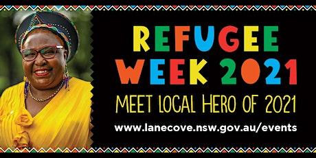 Refugee Week – Meet Australia's Local Hero of 2021 tickets