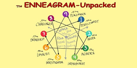 The Enneagram  - Unpacked tickets