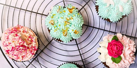 Kids In the Kitchen - Cupcake Making & Decorating tickets