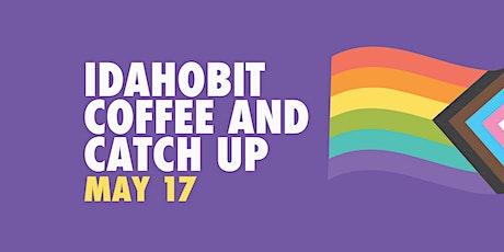 RUSU Queer Department: IDAHOBIT Coffee and Catch Up tickets
