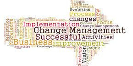 Leading Successful Change Masterclass - Online tickets