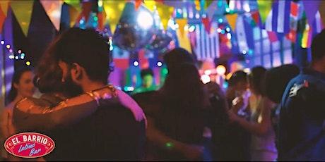 CUBAN☆FUSION's Wednesday Night Salsa Classes at El Barrio! tickets