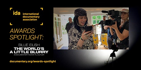 IDA Awards Spotlight: Billie Eilish: The World's A Little Blurry tickets