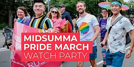 RUSU Queer Department: Midsumma Pride March Watch Party tickets