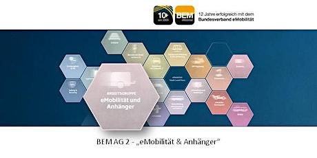 BEM-AG 2 - eMobilität & Anhänger | Juni 2021 Tickets