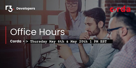 R3 Corda Office Hours - Americas tickets